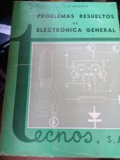 C.s. Henson Problemas Resueltos De Electronica En General