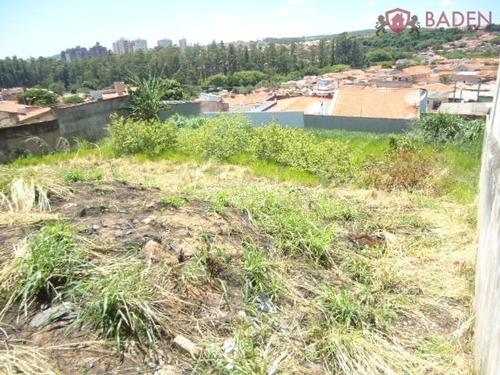 Terreno Residencial Em Campinas - Sp, Vila Nogueira - Te00050