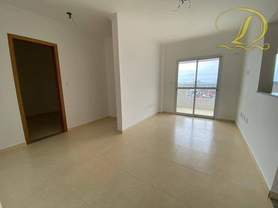 Apartamento Novo De 1 Quarto À Venda Na Vila Tupi, Lazer Completo E Churrasqueira Na Sacada!!! - Ap2249