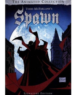 Spawn - The Animated Collection - Dvd - O