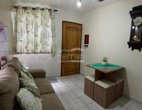 Apartamento De 53 M2 No Jova Rural - Cf33840