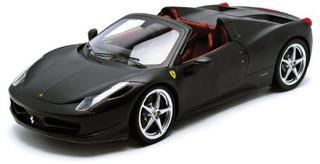 Vehículos Fundidos A Troquel,juguete Ferrari 458 Italia ..