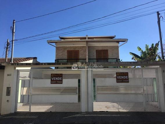 Sobrado Com 4 Dormitórios À Venda, 200 M² Por R$ 990.000,00 - Vila Rosália - Guarulhos/sp - So0053