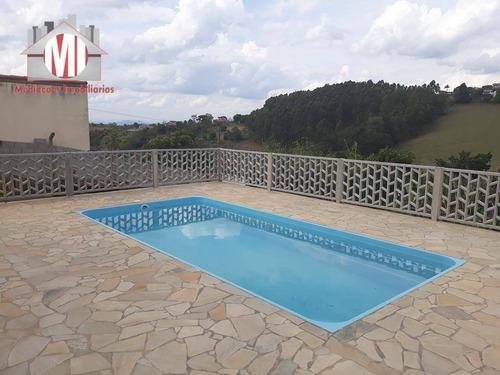 Chácara Com 04 Dormitórios À Venda, 1260 M² Por R$ 480.000 - Zona Rural - Pinhalzinho/sp - Ch0325