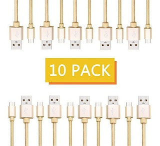 Cable Micro Usb Granvela 40in1m Usb A Micro Usb Cable Cargad