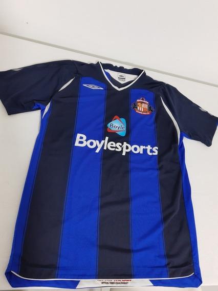 Camiseta Sunderland - Inglaterra - Umbro - Talle L