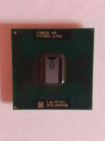 Processador Intel Celeron M440 1.86ghz 533mhz Pn:sl9kw