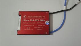 Placa Proteção Pcb Bms 16 S 60v 25 A
