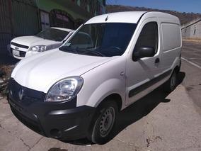 Renault Kangoo 1.6 Aa Mt Fac De Agencia Serv De Agencia