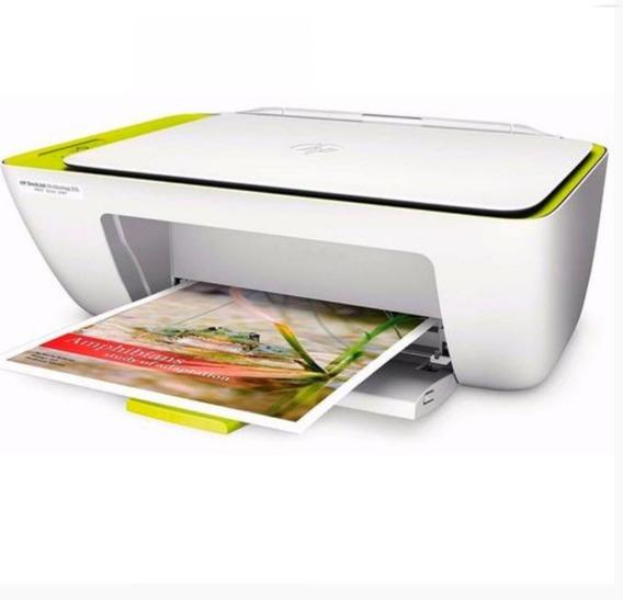 Impressora Multifuncional Hp Deskjet 2135 +cabo Usb Brinde