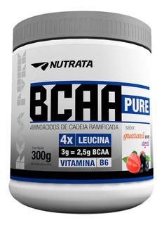 Bcaa Pure 4.1.3 - 300g - Nutrata