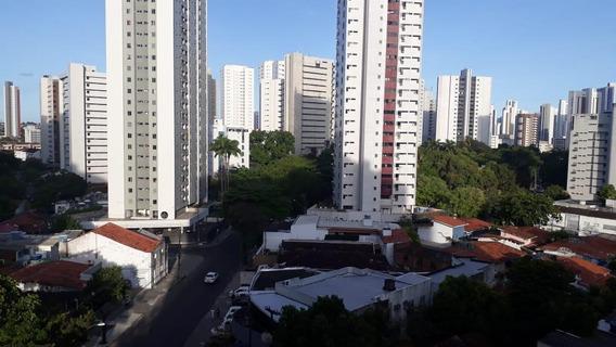Apartamento Em Parnamirim, Recife/pe De 132m² 4 Quartos À Venda Por R$ 950.000,00 - Ap386971