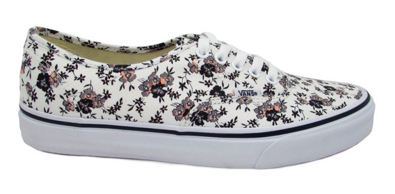 Tenis Vans Authentic Vn0a38emoma Ditsy Bloom True White