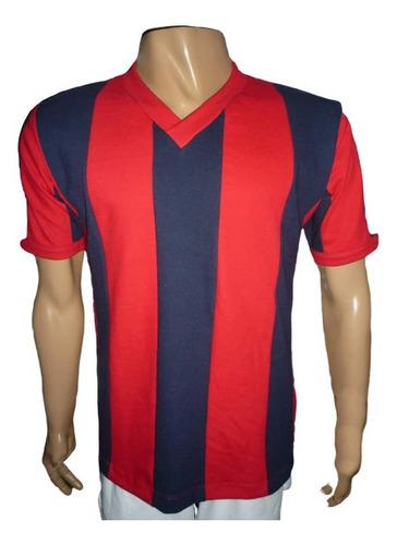 Camiseta San Lorenzo Retro Tela Pique 1941