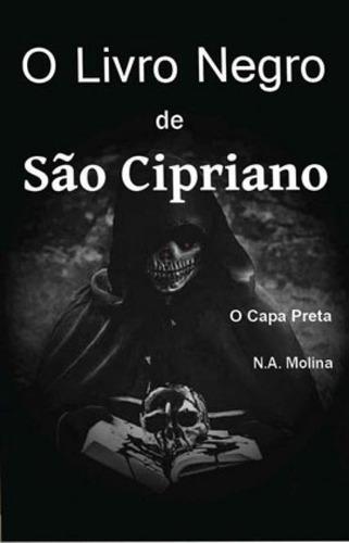 Imagem 1 de 1 de O Livro Negro De São Cipriano - O Capa Preta