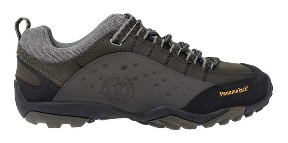 Zapato Hombre Panama Jack Cuero Alpino Ii