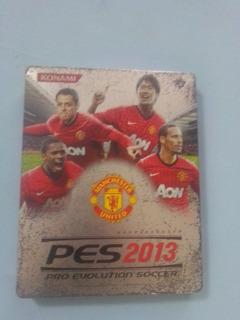 Pes 2013 Pro Evolution Soccer 13 Xbox 360 Steelbook
