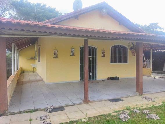Casa Lado Praia Em Itanhaém, 2 Dormitórios E 250 M2 - Pg