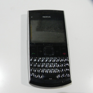 Celular Nokia X2-01 2g Symbian Bluetooth Câmera Qw