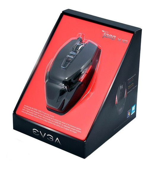 Evga Torq X10 Gaming Mouse With
