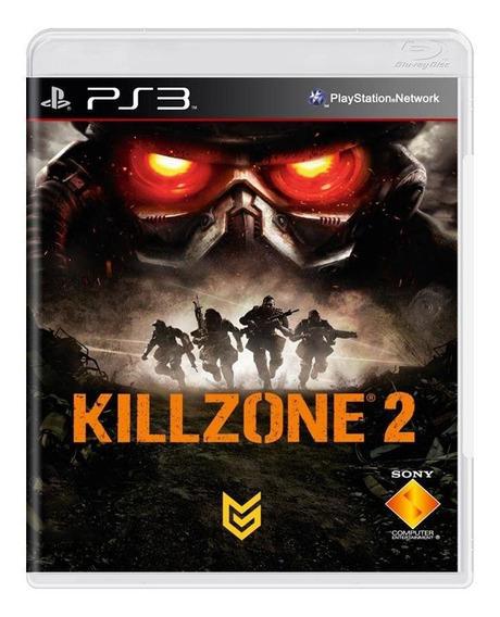 Killzone 2 Ps3 Mídia Física Pronta Entrega