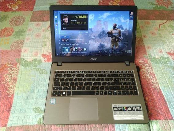 Notebook Acer Aspire F 15