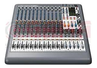 Consola Sonido Behringer Xl1600 Canales 3007426