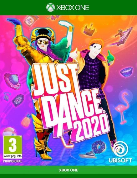 Just Dance 2020 Xbox One Midia Fisica Novo Lacrado + Nf