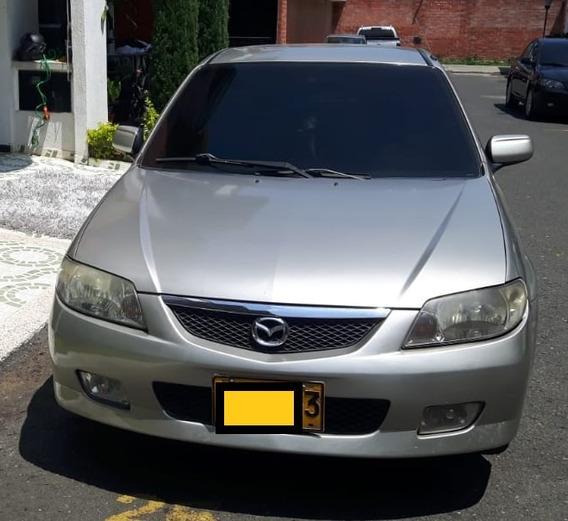 Se Vende Mazda Allegro 1.6. Modelo 2004. 12 Millones. Ganga!