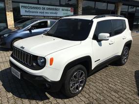 Jeep Renegade Longitude 4x4 - Diesel - Fernando Multimarcas