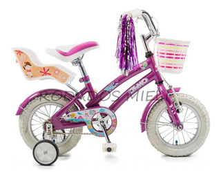 Bicicleta Olmo Tiny R.12 - Rodados Mieli