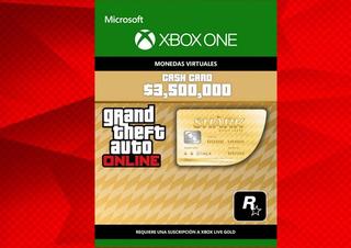 Dinero Gta V Online 4 Millónes Xbox One