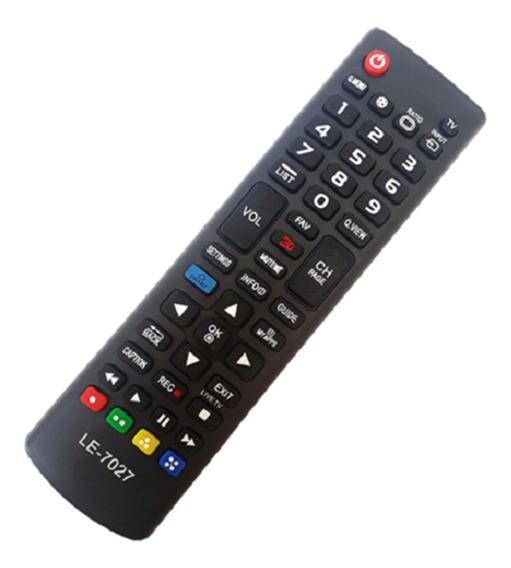 Controle Smart 3d Tv Lg Akb73975702 Função Futebol Promoção