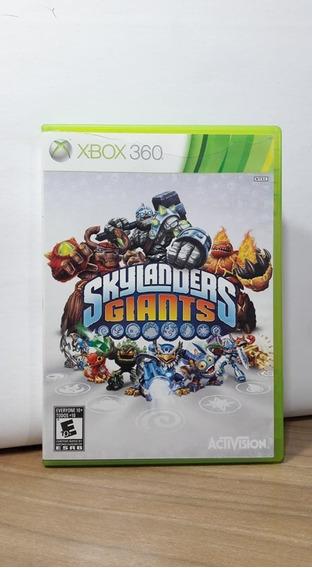 Skylanders Giants Xbox 360 Usado