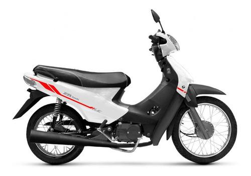 Moto Zanella Zb 110