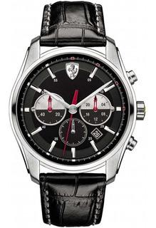 Reloj Hombre Scuderia Ferrari Cuero 830200 | Agente Oficial