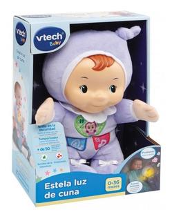 Muñeca Estela Luz De Cuna - Vtech
