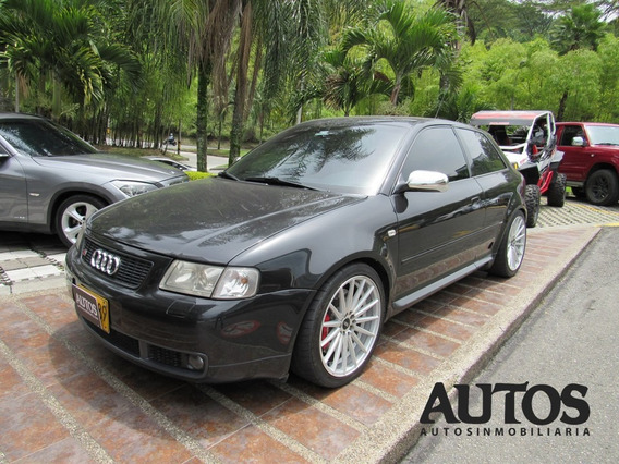 Audi A3 S3 1.8 4x4 Mt Turbo