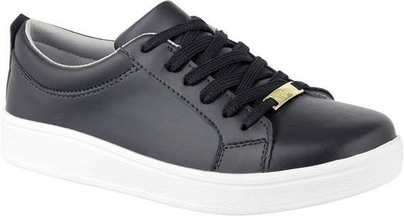 Tenis Sapatenis Tênis Casual Feminino Cr Shoes 4030