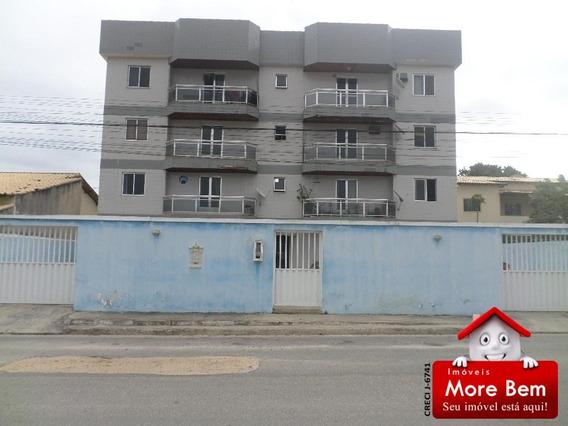 Apartamento 2 Quartos Em São Pedro Da Aldeia/rj - Ap2-212