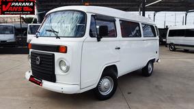 Vw- Kombi 1.4 Total Flex 3p - Paraná Vans Americana