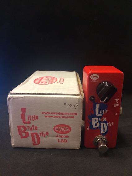 Pedal Little Brute Drive E.w.s - High Voltage