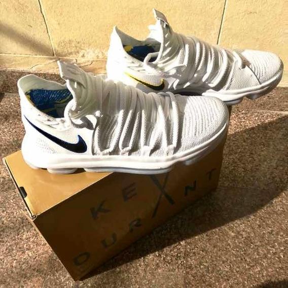 Nike Kevin Durant Branco N39 Novíssimo Usado1vez