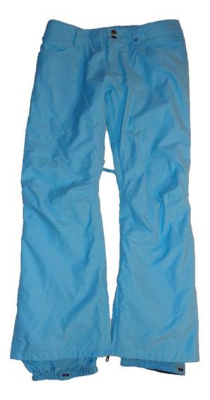 Butón Pantalon Dryride Para Nieve O Tormenta De Dama M Nuevo