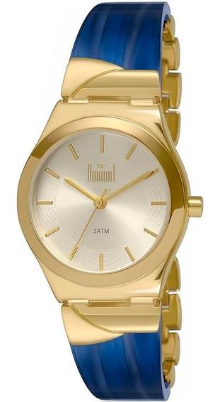 Relógio Feminino Dumont Du2035lrz/8a Barato Original