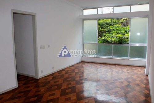 Imagem 1 de 30 de Apartamento À Venda, 3 Quartos, 1 Suíte, 1 Vaga, Copacabana - Rio De Janeiro/rj - 6699