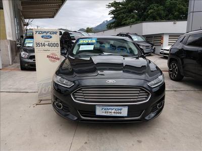 Ford Fusion Fusion 2.0 16v 4wd Gtdi Titanium (aut)