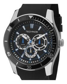 Relógio Technos Racer Pulseira De Silicone 6p29aiq/8p