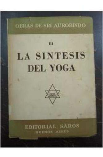 Livro La Sintesis Del Yoga Sri Aurobindo