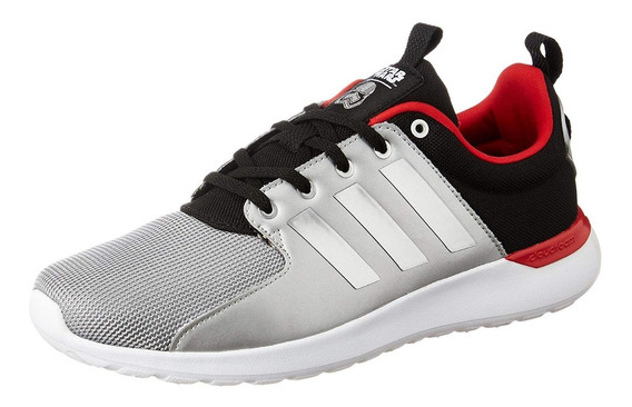 Tenis adidas Cloudfoam Lite Race Star Wars Aw4271 Originales
